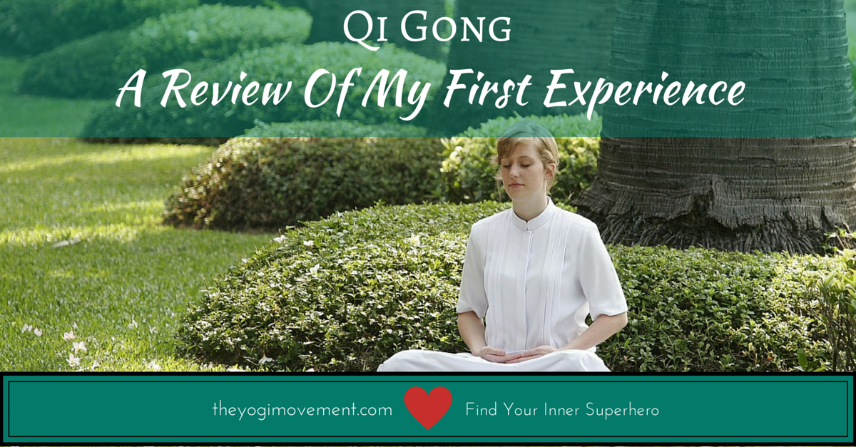 Qi Gong: My first experience of this peaceful practice from theyogimovement.com by Monica Dawn Stone