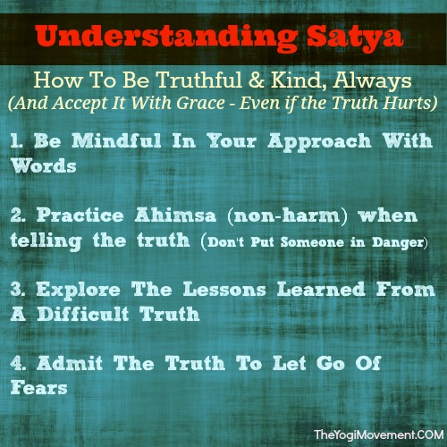 Satya Truthfulness