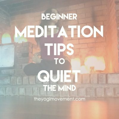 Starting A Meditation Practice: Beginner Tips for Quieting The Mind
