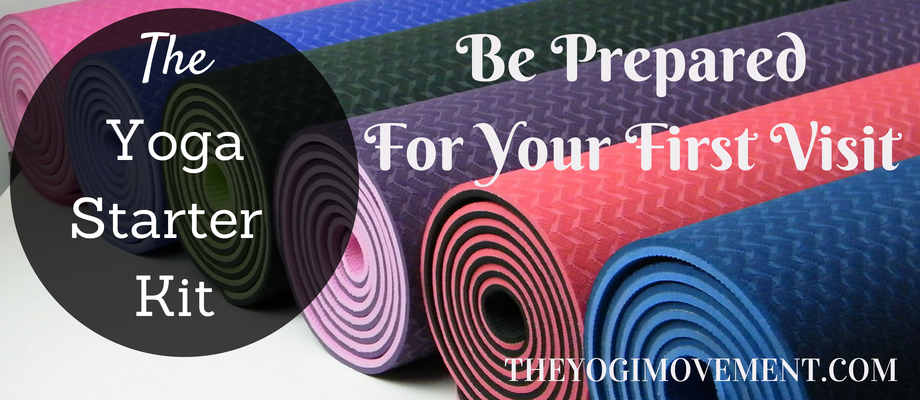 5 Yoga Essentials: A Starter Kit for The Beginner Yogi