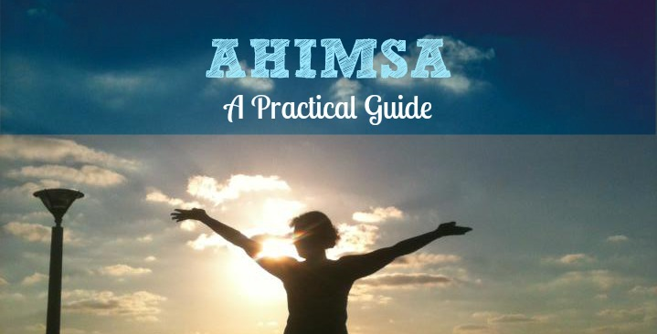 Ahimsa: A Practical Guide by Suki Eleuterio