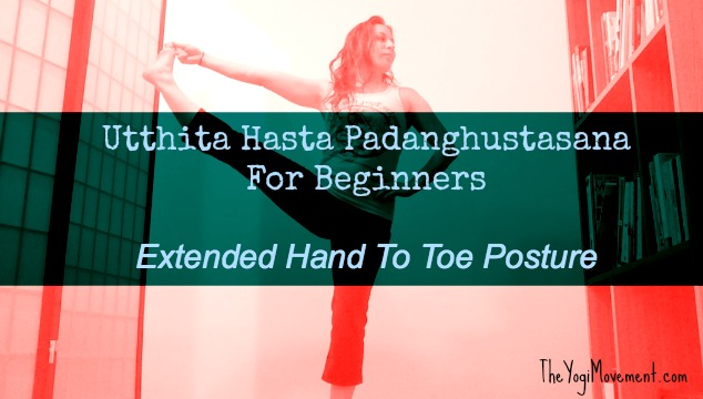 Utthita Hasta Padanghustasana For Beginners