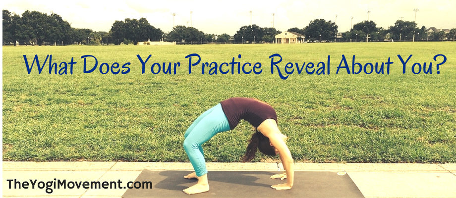 Are You Confusing Moving Forward In Your Yoga Practice With Moving Backwards? I Did…