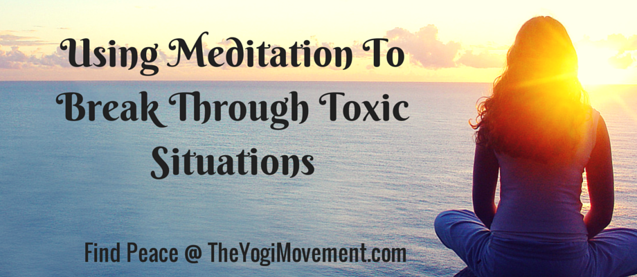 Compassion & Forgiveness Meditation For Breaking Through Toxic Situations