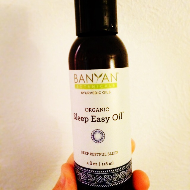 Sleep Easy Oil The Yogi Movement Monica Stone