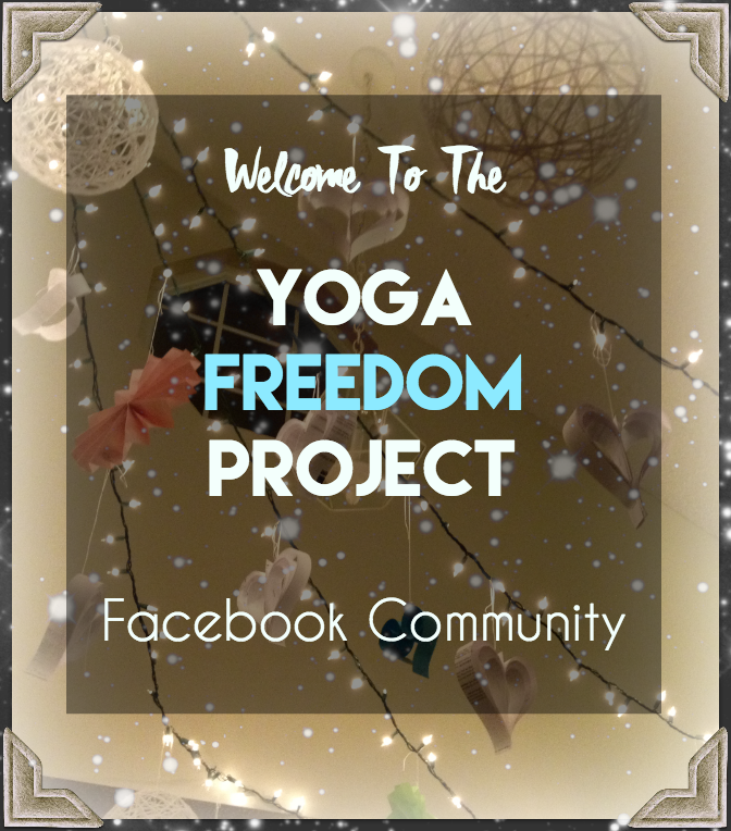 Welcome to The Yogi Movement, Yoga Freedom Project Facebook Page. This is a community where students of yoga all get together to discuss their wins, challenges, and can feel safe ask any questions to a supportive group. Learn more about it here!
