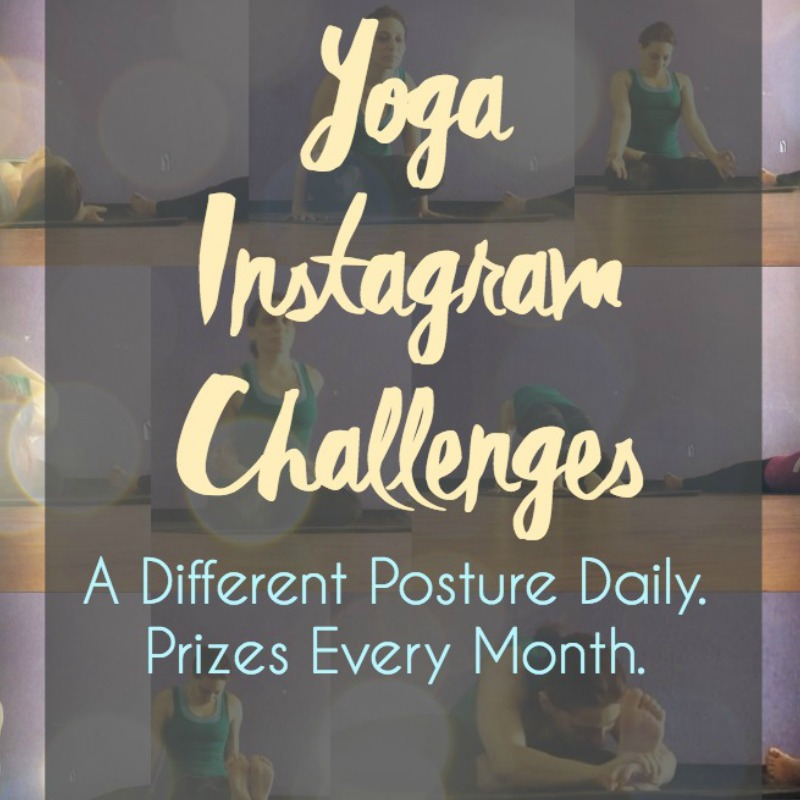 Yoga Instagram Challenges