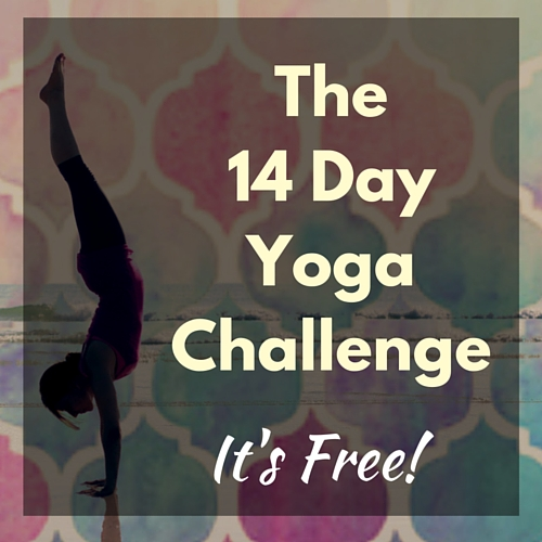 The 14 Day Yoga Challenge