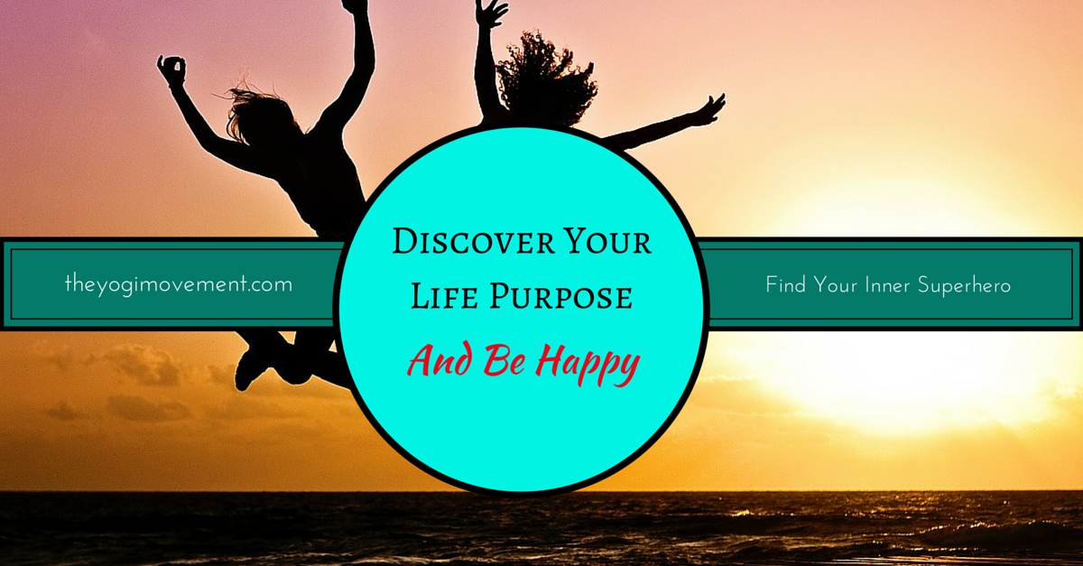 Discover Your Life Purpose and Live Your Potential The Yogi Movement by Monica Stone
