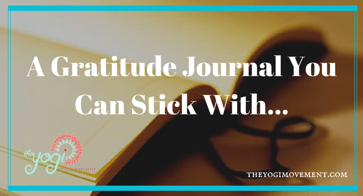Not Enough Time To Journal? Here's One You Can Stick With….
