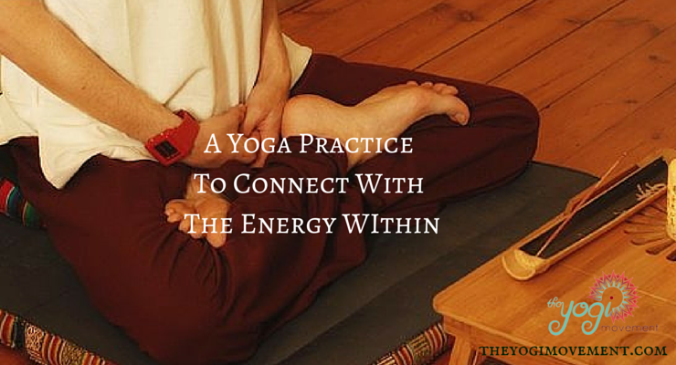 An Online Yoga Class To Find The Energy Within