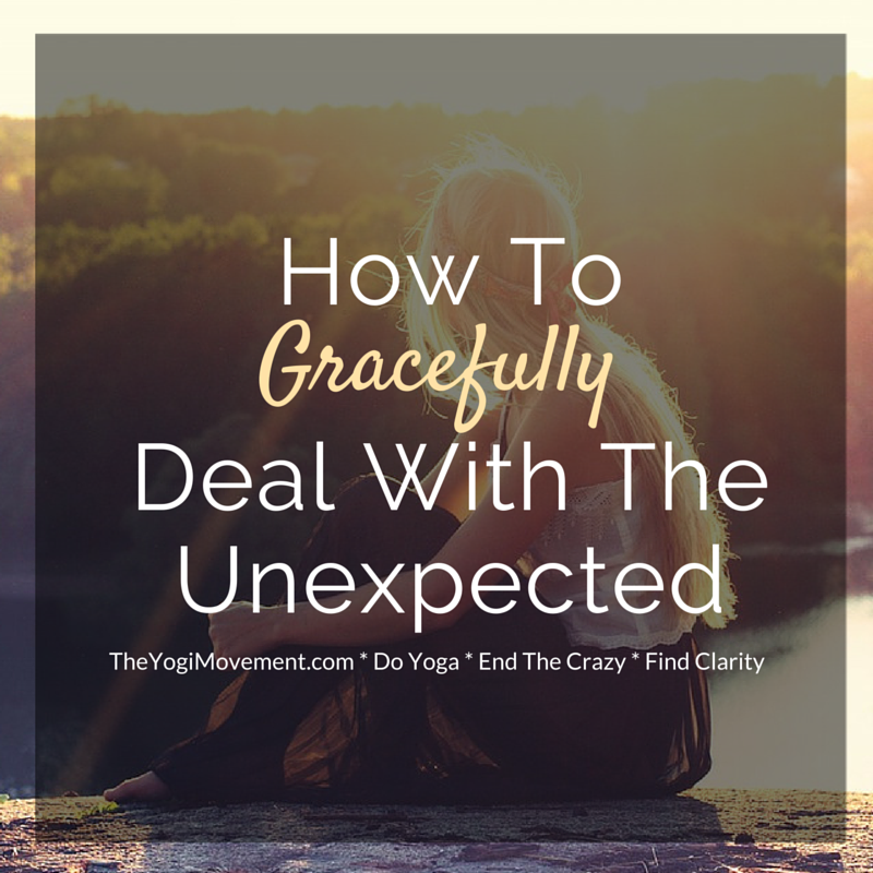 How The Unexpected Can Make You Feel Like You're In the Movie JAWS (and How To Deal With Stress & Frustration)