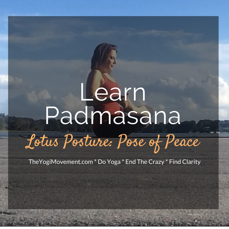 Padmasana: Opening The Hips & Heart With Meditation