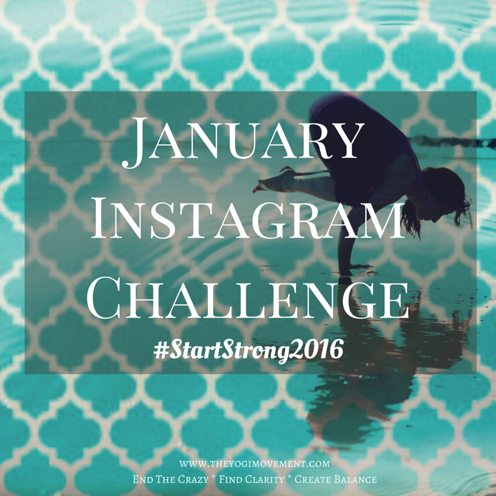 Instagram Challenges Are Back with #StartStrong2016