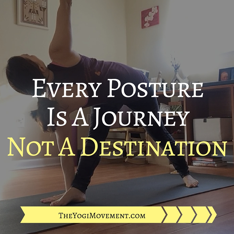 Why Mastering Yoga Postures is a Myth and How Each Posture is a Journey.
