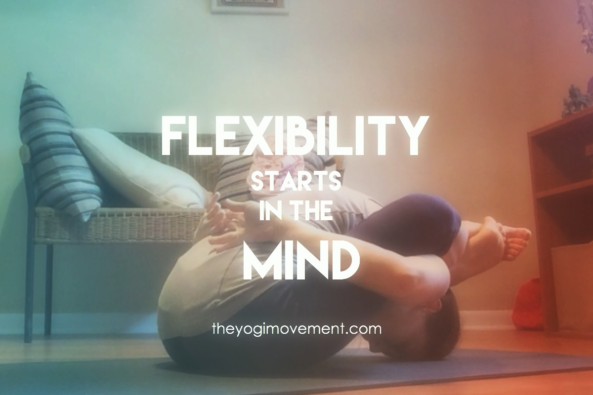 how much yoga to get flexible