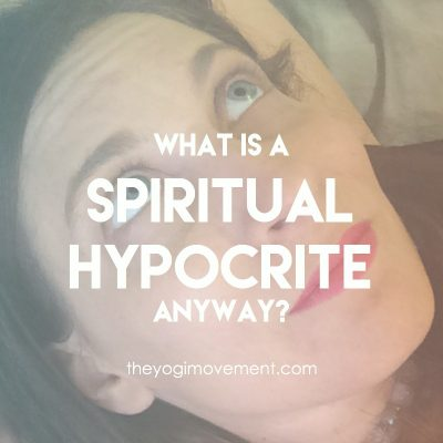 Are Spiritual Hypocrites a Thing?